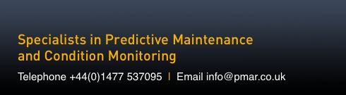 Specialists in Predictive Maintenance and Condition Monitoring